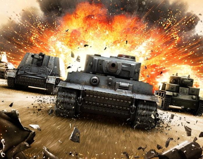 Взлом аккаунтов в World of Tanks.